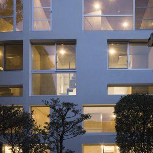 CIRCO - 設計: 渡辺真理 + 木下庸子 + 山口智久 / 設計組織ADH 施工: 白石建設