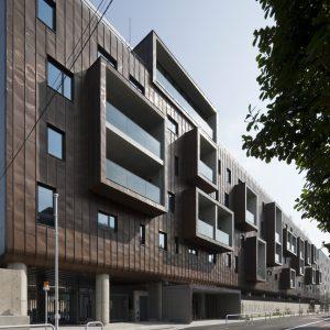 ヨーロッパハウス - 設計: 大成建設一級建築士事務所 / ADPI 施工: 大成建設