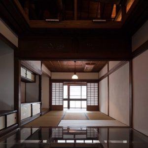 木屋旅館 - 設計: 永山祐子建築設計 施工: 宮田建設