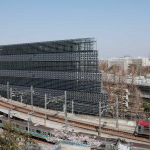 東京工業大学 グリーンヒルズ1号館 - 設計: 東京工業大学施設運営部 日本設計 施工: 戸田建設 ダイダン ユアテック