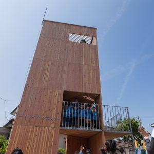 石巻の鐘楼