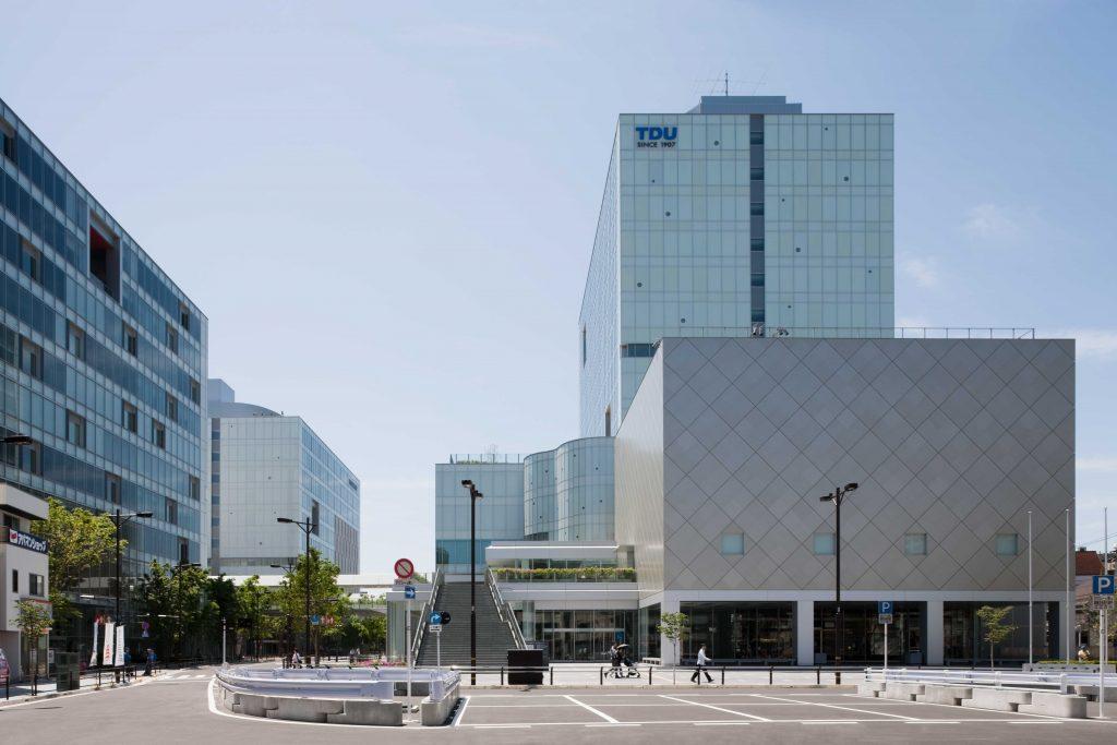 新建築 2012年7月号 清水建設本社