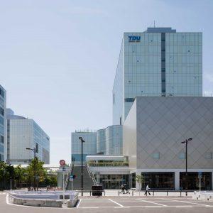 東京電機大学 東京千住キャンパス (100周年記念キャンパス)
