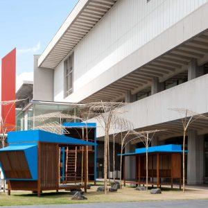 夏の家 - 設計:施工 スタジオ・ムンバイ