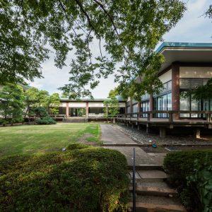 五島美術館 改修