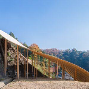 京都造形芸術大学エントランスラウンジ企画展 森の屋根ときのこ