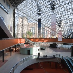 東京芸術劇場改修