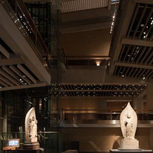 東京国立博物館東洋館リニューアル - 設計: 安井建築設計事務所 森村設計 施工: 大林組