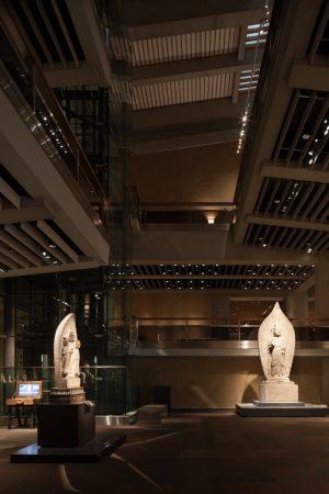 東京国立博物館東洋館リニューアル