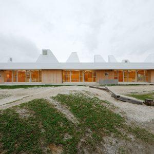 空の家 レイモンド長浜保育園