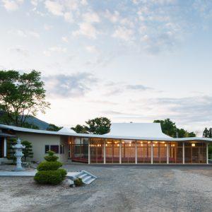 真福寺客殿 - 設計: 宮本佳明建築設計事務所 施工: 清水建設