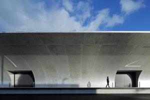 LUPICIA滋賀水口工場 - 設計: 古谷誠章 + NASCA 施工: 竹中工務店