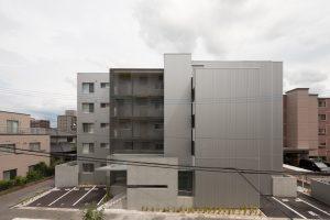光第1ビル - 設計: 青木茂建築工房 施工: エース建設