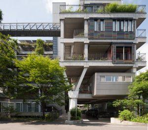 大阪ガス実験集合住宅スマートリノベーション NEXT21 フェーズⅣ