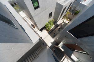 八雲コートハウス - 設計: 飯田善彦建築工房 施工: アサヒ