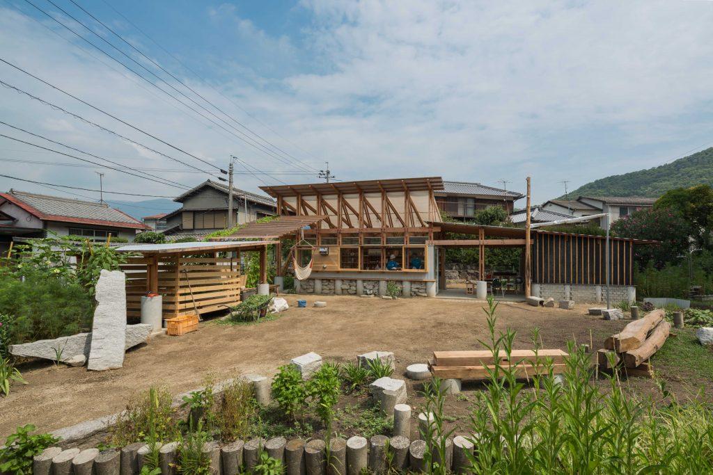 新建築 2013年9月号 小豆島の葺田パヴィリオン