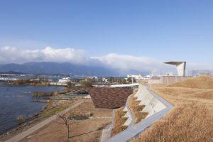 セトレマリーナびわ湖 - 設計: 芦澤竜一建築設計事務所 施工: 戸田建設