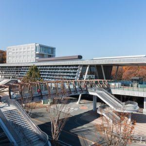 大東文化大学東松山キャンパス M-COMMONS