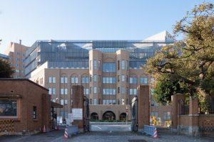 東京大学工学部3号館 - 設計: 東京大学キャンパス計画室・同施設部 類設計室 施工: 安藤・間