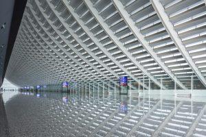 台湾桃園国際空港第一ターミナル再生 - 設計: 團紀彦建築設計事務所 施工: 中華工程