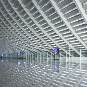 台湾桃園国際空港第一ターミナル再生