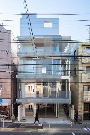 尾山台のコンプレックス - 設計: アトリエ・アンド・アイ 久野靖広研究室 施工: スリーエフ