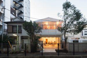 不動前ハウス - 設計: 常山未央 / mnm 施工: 北原隆志 / N. F. C