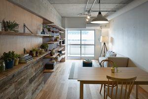 カスタマイズURプロジェクト - 設計: Open A + R不動産toolbox 施工: 日本総合住生活 多摩住宅サービス