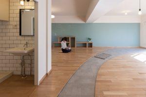 京都女子大学×UR - 設計: 京都女子大学生活造形学科 + 都市再生機構 施工: 日本総合住生活