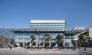 甲府市庁舎