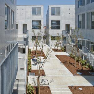 西大泉の集合住宅 ATRIA
