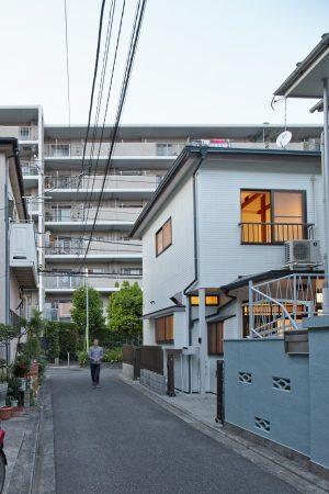 神明町の戸建て - 設計: モクチン企画 施工: 第一ハウジング