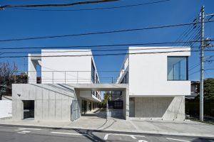 浦和の集住体 - 設計: フィールド・デザイン・アーキテクツ 施工: 日本建設