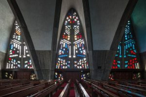 立教新座キャンパス聖パウロ礼拝堂改修