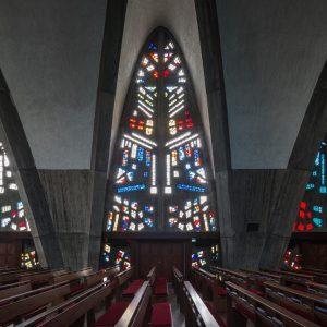 立教新座キャンパス聖パウロ礼拝堂改修 - 施工: 清水建設 西松建設