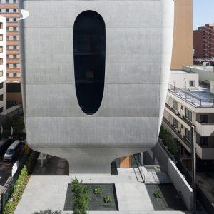 新宿瑠璃光院白蓮華堂 - 設計: 竹山聖 + アモルフ 施工: 竹中工務店