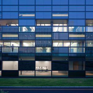 大成建設技術センターZEB実証棟 - 設計: 大成建設一級建築士事務所 施工: 大成建設