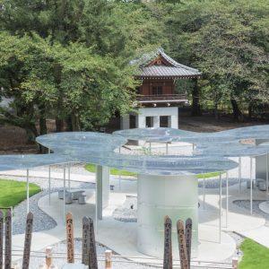 總寧寺永代供養施設 「無憂樹林」