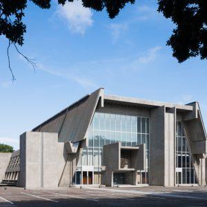 千葉大学ゐのはな記念講堂改修