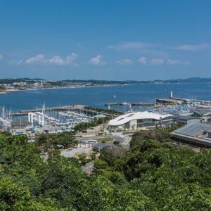 江の島 湘南港ヨットハウス