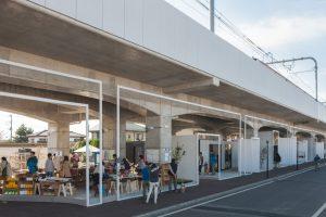 中央線高架下プロジェクト - 設計: リライトデベロップメント 施工: 菊池建設