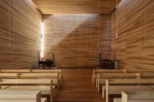 軒の教会 —東八幡キリスト教会―