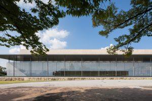 京都国立博物館 平成知新館 - 設計: 谷口建築設計研究所 施工: 戸田建設