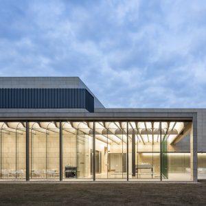 東京都庭園美術館 修復・復原・増築