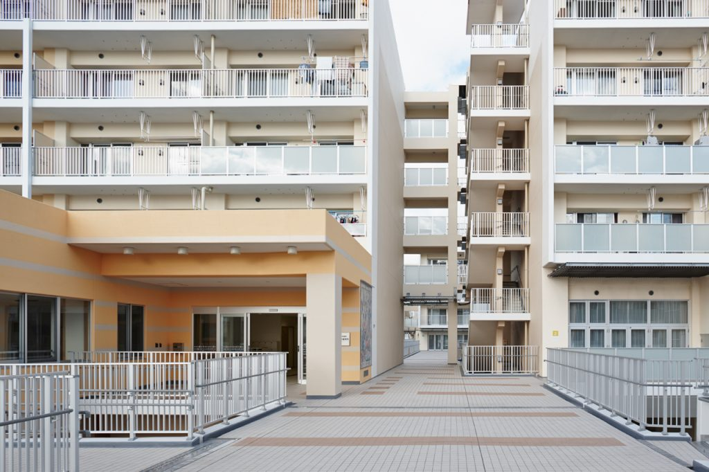 新建築 2015年2月号 徒町のアパートメント