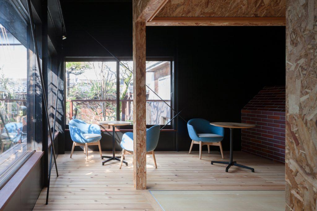新建築 2015年3月号 ブルーボトルコーヒー 清澄白河ロースタリー&カフェ