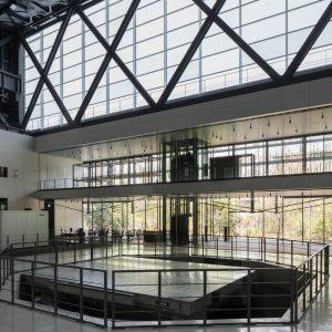 清水建設技術研究所 先端地震防災研究棟
