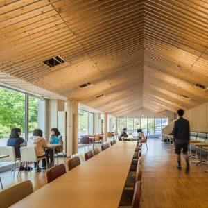 HATO CAFE - 設計: HATOプロジェクト学生実行委員会設計監修・指導 岩城和哉 施工: 錦電サービス