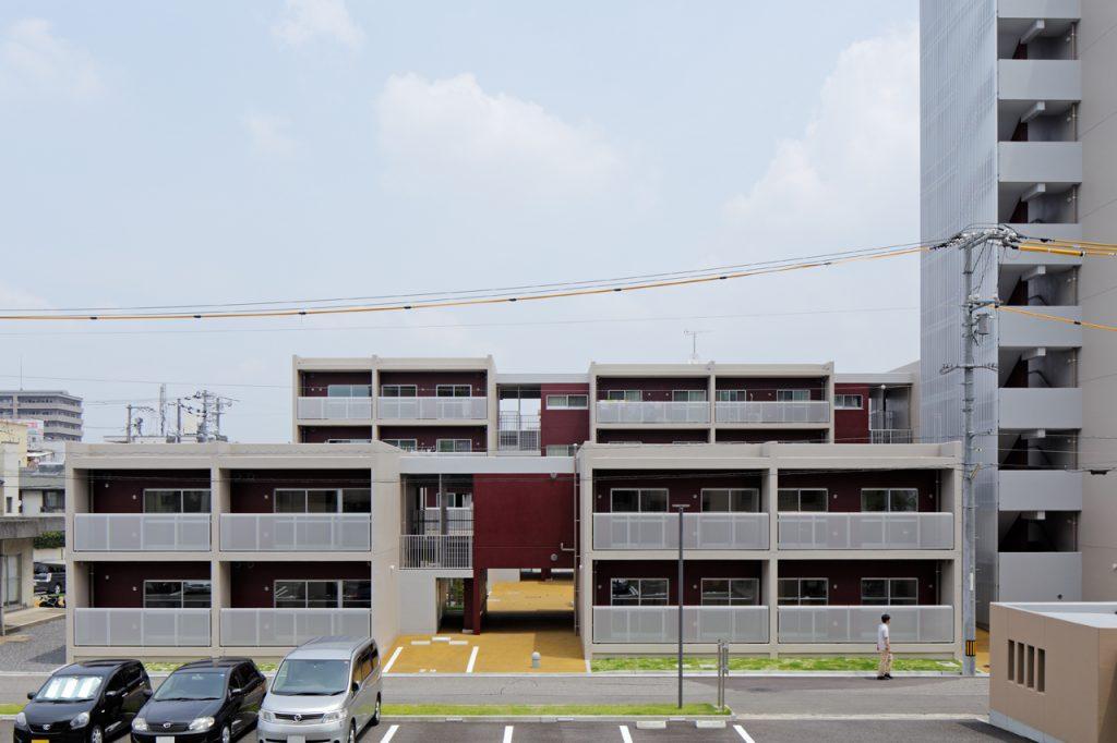 新建築 2015年8月号 ホシノタニ団地