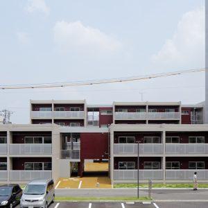 県営吉島住宅21・22号館